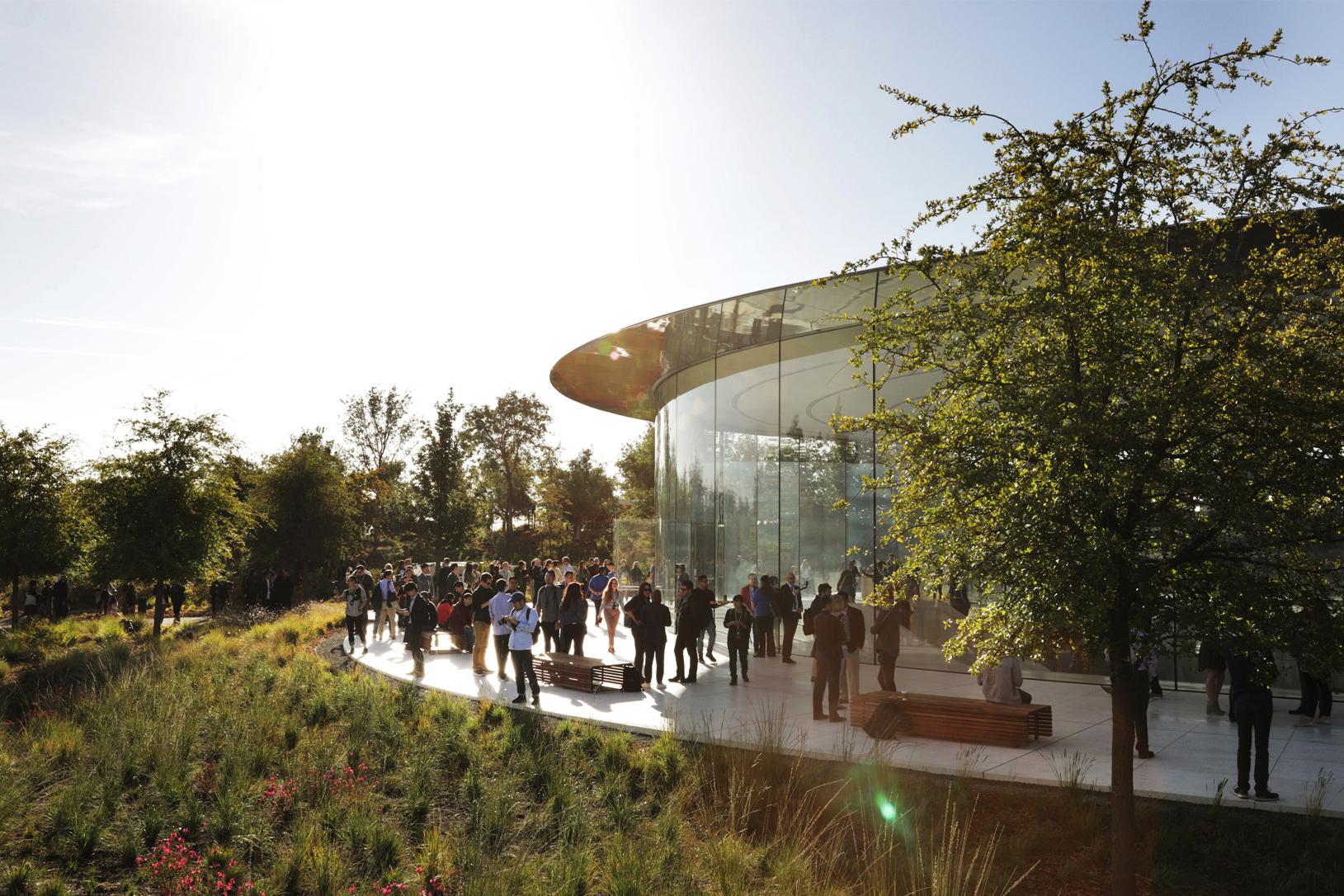 The Untold Story Of Apple Park Architect Magazine