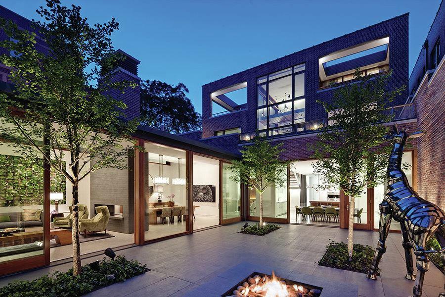 Custom Home Of The Year: Lincoln Park Residence, Chicago | Custom