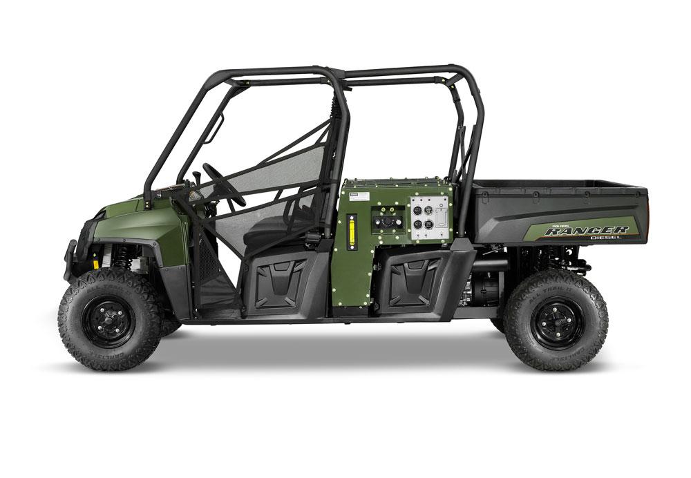 Polaris Ranger Utility Vehicle Public Works Magazine