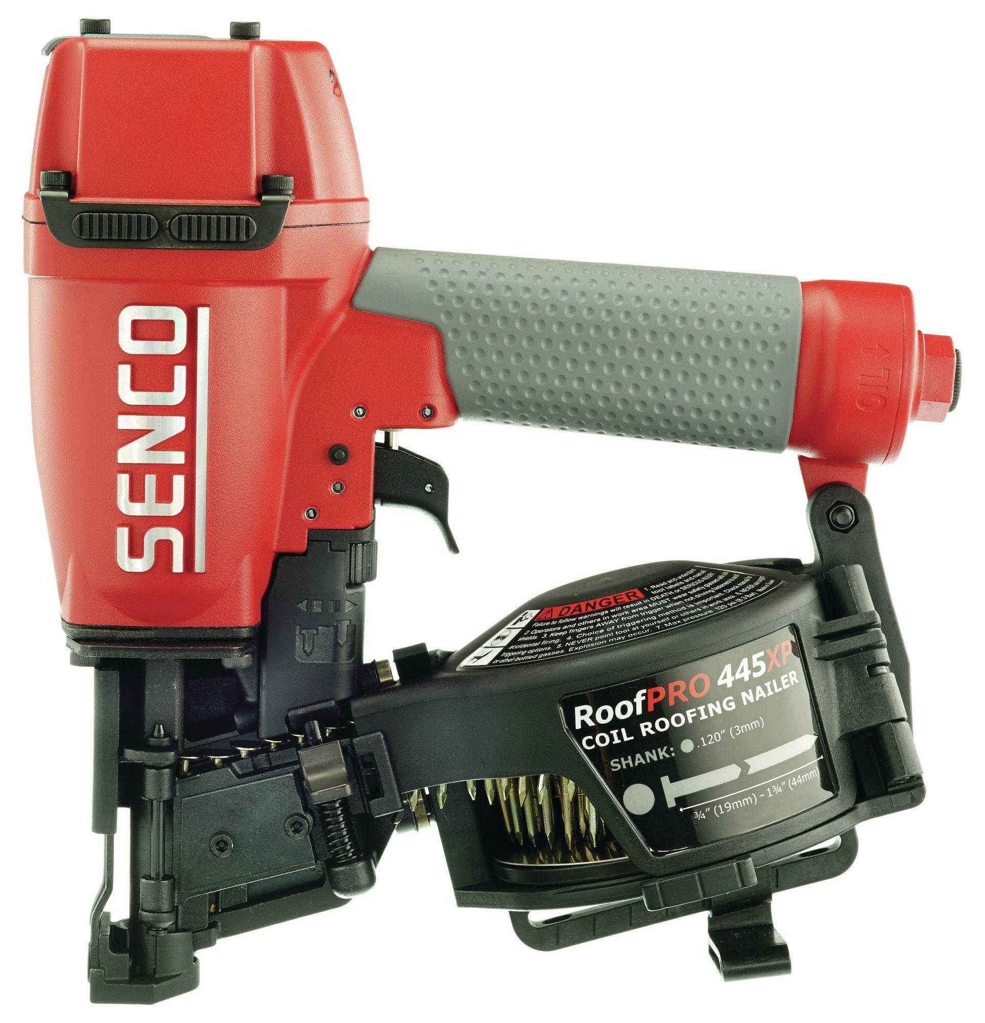 Senco Roofpro 445xp Tools Of The Trade Power Tools