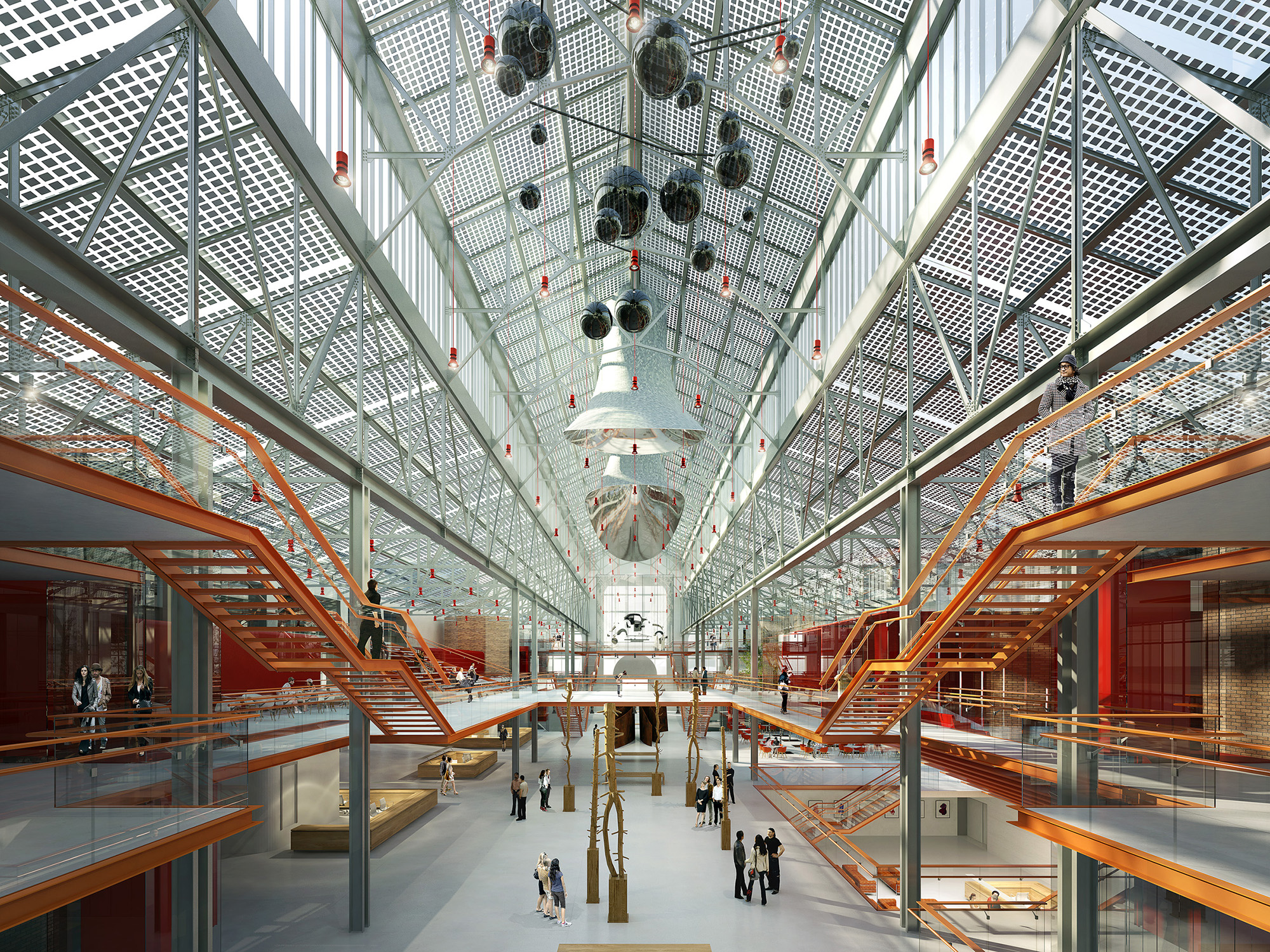 Ges2 Remodel In Moscow Architect Magazine Renzo Piano