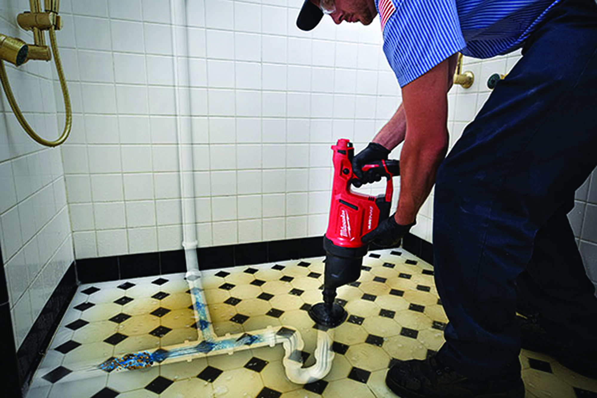The Milwaukee Airsnake Jlc Online Power Tools Plumbing