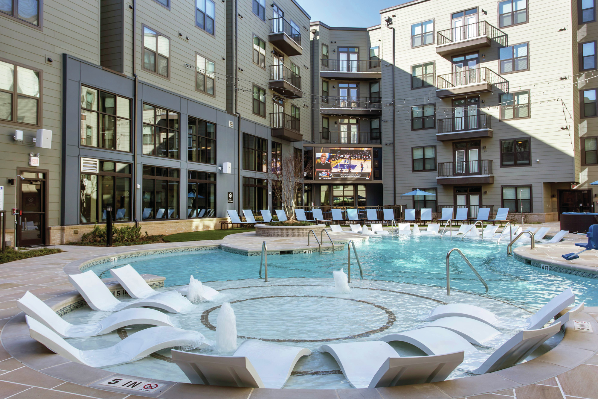 Clemson Student Housing Property Leaves No Luxury Behind