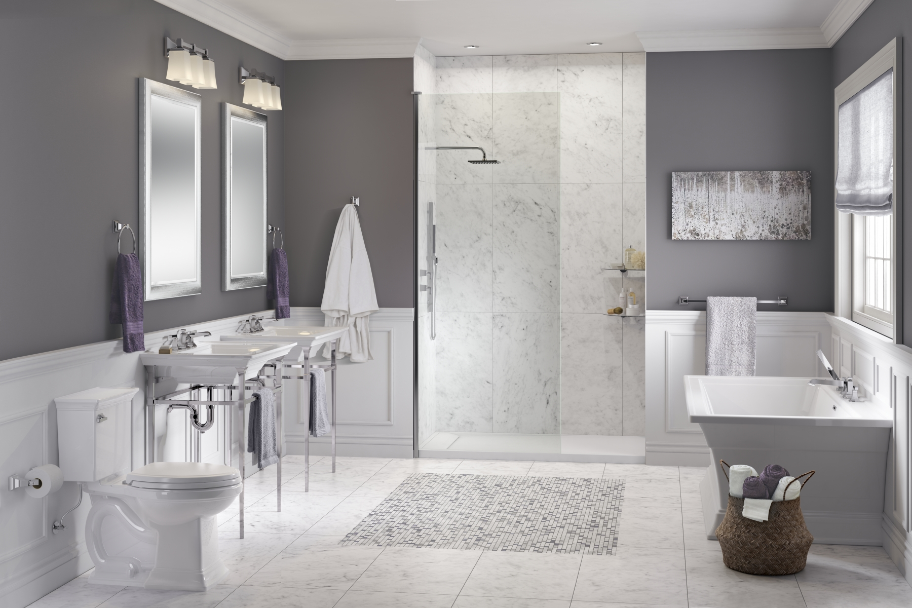 American Standard Adds New Bath Fixtures In Town Square S