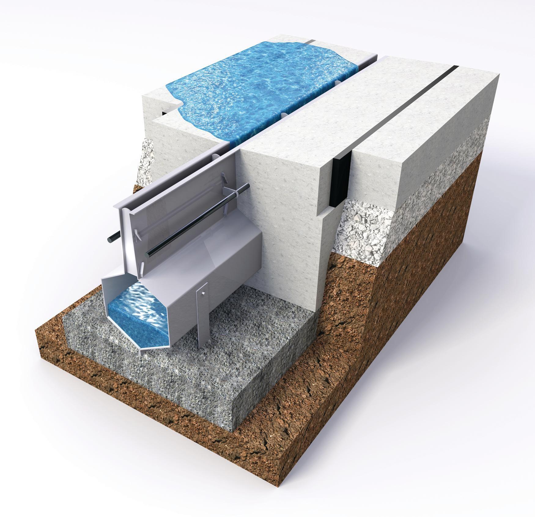 Elkington Gatic Ultraslot F900kn Concrete Construction