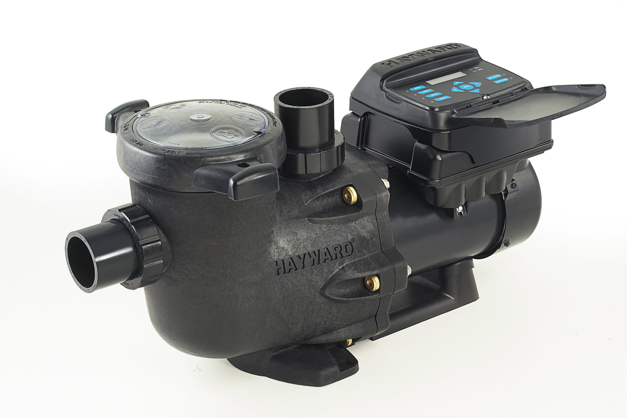 Hayward Introduces Its Newest Variable Speed Pump Pool