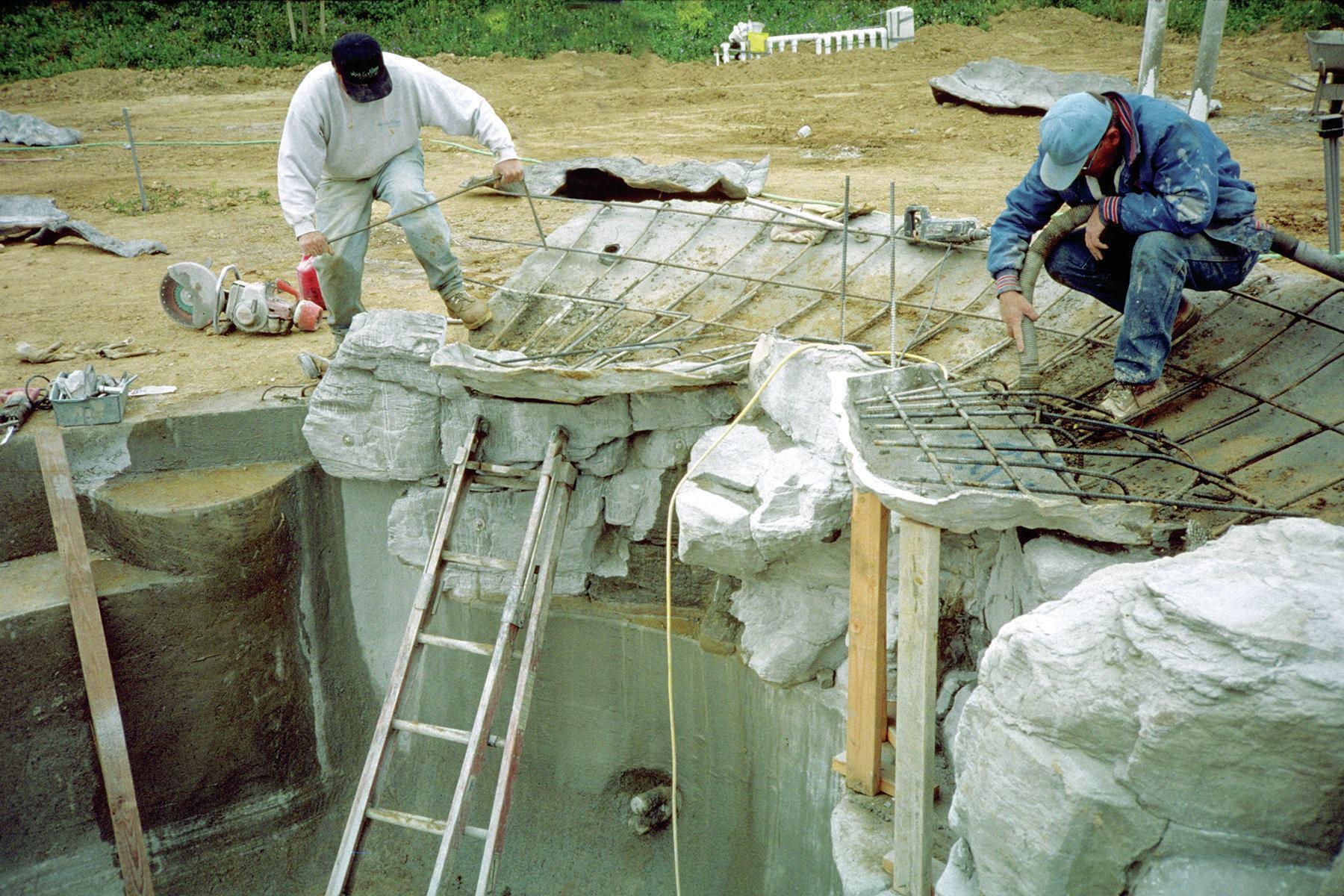 The Glass Fiber Reinforced Concrete Method Pool Amp Spa News