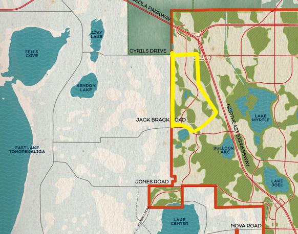 Del Webb Florida >> Del Webb Plans 700 Acre Gated Neighborhood In Central Florida Mpc